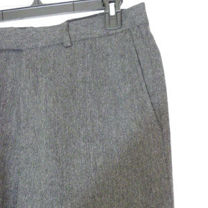 Men's Size 30/32 Gray Tweed Pants by Claiborne